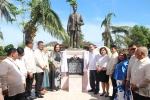 Historical marker of Camilo Jacob unveiled